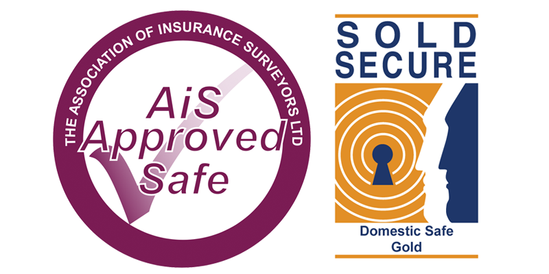 AIS Approved Safe and Sold Secure Safe Gold Logo