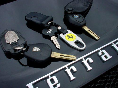 Image of Car Keys