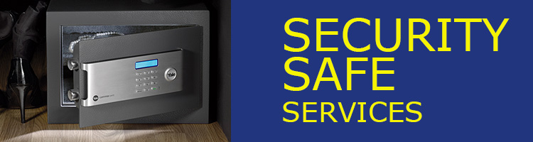 Security Safe Services banner