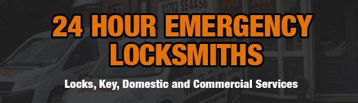 24 Hour Essex Locksmiths Banner