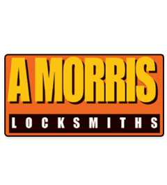 A Morris Locksmiths logo