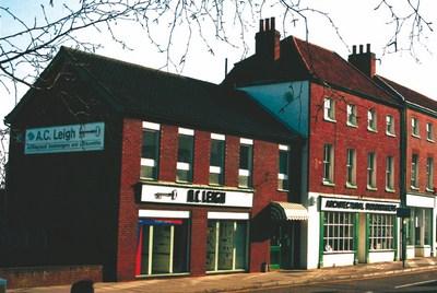 AC Leigh - Norwich Locksmith Shop