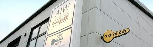 AWI Key Center Locksmith Shop Image
