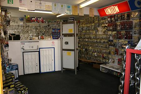 Basingstoke Locksmith Shop
