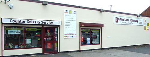 Locksmith Shop