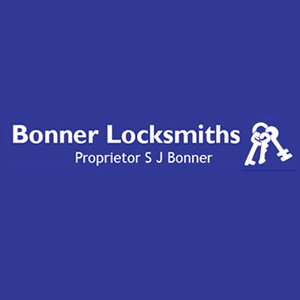 Bonners Locksmiths in Woodcote Logo