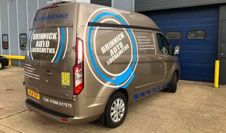 Brinnick Auto Locksmith Milton Keynes
