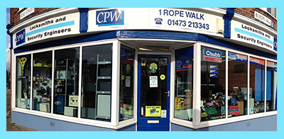 CPW Locksmith Shop Image