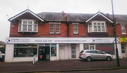 Croma Locksmiths in Bournemouth Shop image