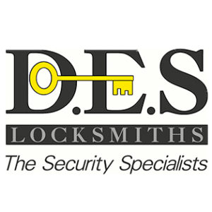 DES Locksmiths Logo