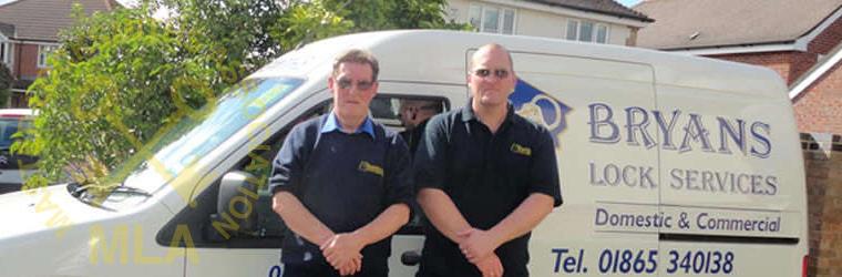 Emergency Didcot Locksmith - Bryans Lock Services Ltd