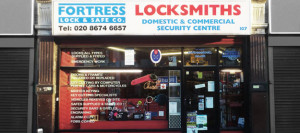 Fortress Lock and Safe Retail Shop in London
