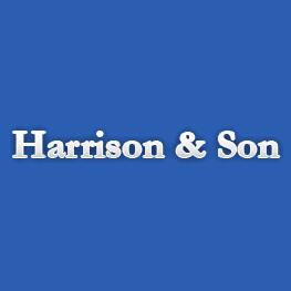Harrison and Son Company Logo Image