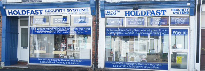 Holdfast Security Systems Locksmith Shop
