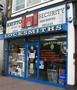Krypto Security Locksmith Shop