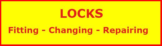 Lock Services banner for North London Locksmiths