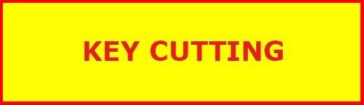 Key Cutting banner for North London Locksmiths