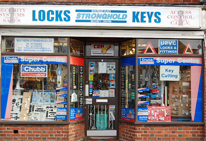 Southern Stronghold Locksmith Shop