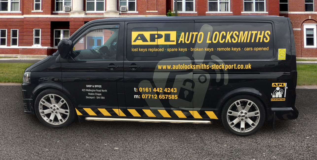 Stockport Auto Car Locksmith - APL Locksmiths