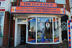 Blackpool Locksmith - The Lockshop Shop