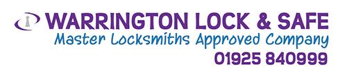Warrington Lock and Safe Banner