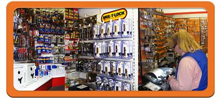 Inside Locksmith Shop Banner