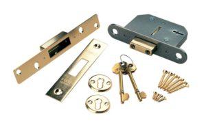 Mortice-Lock