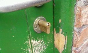 Overlong Euro Door Cylinder