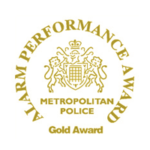Alarm Performance Gold Award