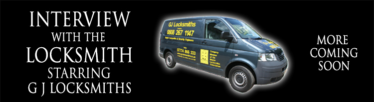 Interview with a Locksmith – George Jamieson of G J Locksmiths