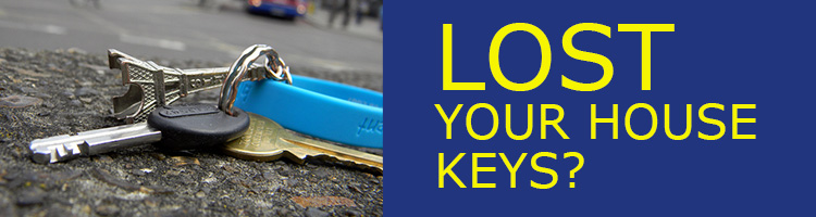 Lost House Keys banner