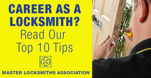 Locksmith Career checklist banner