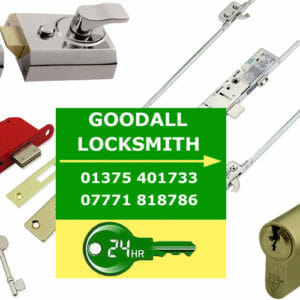 Goodall Locksmith in Stanford-le-Hope