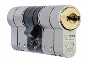 Brisant Ultion Anti Snap Euro Lock Cylinder