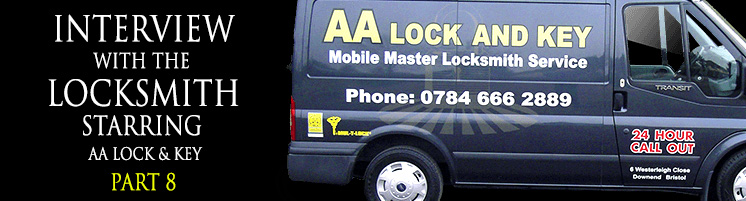 Interview with a Locksmith – Craig Andres of AA Lock & Key