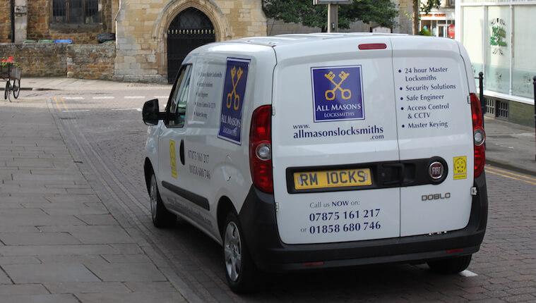 Locksmith Market Harborough Emergency Service - All Masons Locksmiths