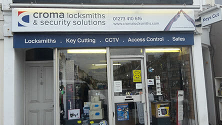 Croma Locksmiths Brighton Locksmith Shop image