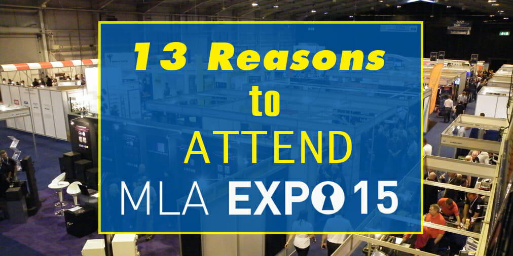 13 Reasons To Attend MLA Expo2015!