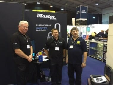 Master Lock Best Product MLA Expo 2015 image