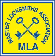 Master Locksmiths Association small logo image