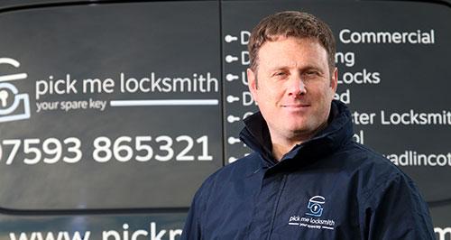 Emergency Burton On Trent Locksmith - Pick Me Locksmith Mark Santi