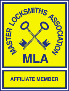 Master Locksmiths Association Affiliate Member Logo MLA
