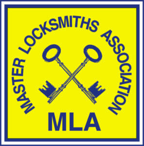 Master Locksmiths Association Logo MLA