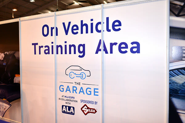 The-Garage-on-Vehicle-Auto-Locksmith-Training-Area