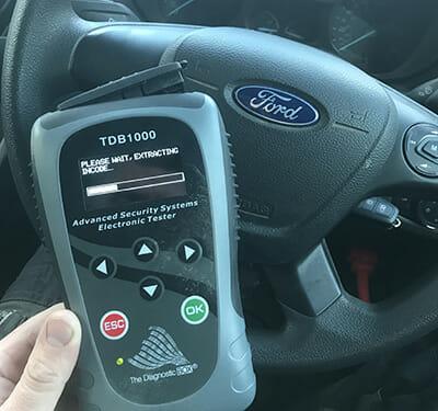 car key programming - prevent keyless car theft