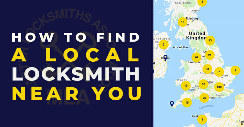 How to Find a Local Locksmith Near You