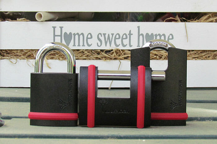 Mul-T-Lock Padlocks