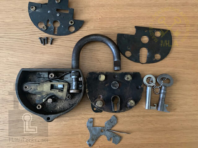 Antique Lock Repair