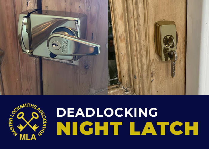 ERA Deadlock Night Latch