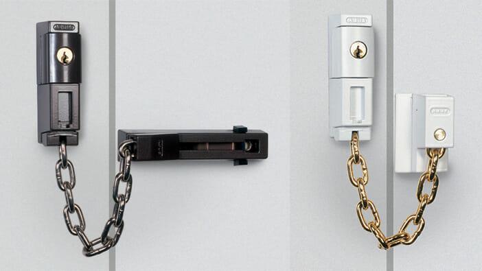 Lockable Door Chains